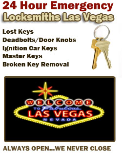 24 Hour Locksmiths Las Vegas
